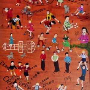 Puzzle Géant jeu adresse location